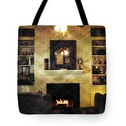 Heat Of The Moment Tote Bag