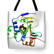 Heat Shock Protein 90 Tote Bag