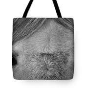 Heather Gray Tote Bag