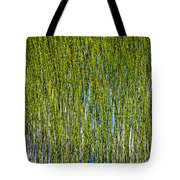 Heather Lake Grass Tote Bag