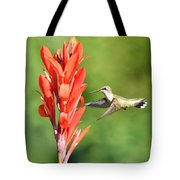 Heaven Is A Hummer Tote Bag