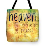 Heaven  Tote Bag