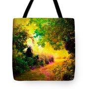 Heaven's Garden Tote Bag