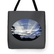 Heaven On Earth 2 Tote Bag