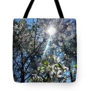 Heaven Sent Spring 2018 Tote Bag