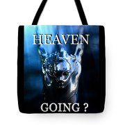 Heaven T Poster #1 Tote Bag