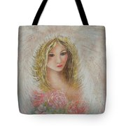 Heavenly Angel Tote Bag