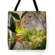 Heavenly Bamboo Tote Bag