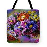 Heavenly  Blossom Tote Bag