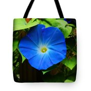 Heavenly Blue Tote Bag
