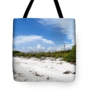 Heavenly Day  Tote Bag