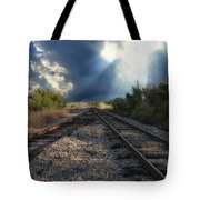 Heavenly Decision Tote Bag