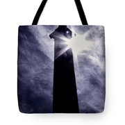 Heavenly Eclipse Tote Bag