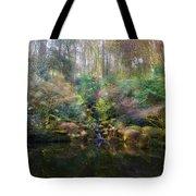 Heavenly Falls Tote Bag