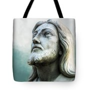 Heavenly Father, Jesus Christ Inspirational Tote Bag