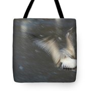 Heavenly Flight Tote Bag
