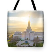 Heavenly Glow Tote Bag