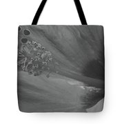 Heavenly Hibiscus Bw 07 Tote Bag