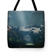 Heavenly Lake Louise Tote Bag
