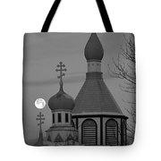 Heavenly Moon Tote Bag