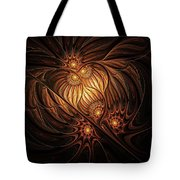 Heavenly Onion Tote Bag