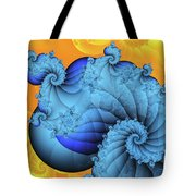 Heavenly Place Tote Bag