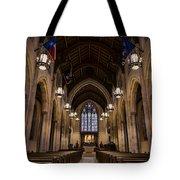 Heavenly Rest Sanctuary Tote Bag