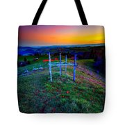 Heavenly Views Tote Bag