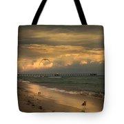 Heavenly  World  Tote Bag by Kim Loftis
