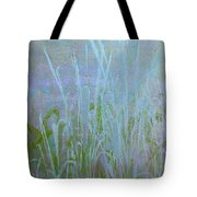 Heaven's Cattails #1 Tote Bag