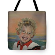 Heaven's Child Tote Bag