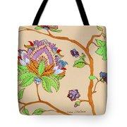 Heavens Flower Tote Bag