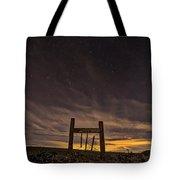Heaven's Gate Tote Bag