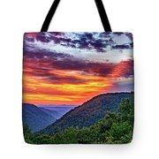 Heaven's Gate - West Virginia 2 Tote Bag