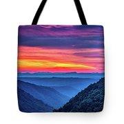 Heaven's Gate - West Virginia 6 Tote Bag
