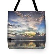 Heaven's Light - Coyaba, Ironshore Tote Bag