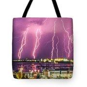 Heavens Power Tote Bag