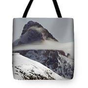 Heaven's Silk Tote Bag