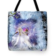 Heavens Window Tote Bag