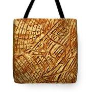 Heavenward- Tile Tote Bag