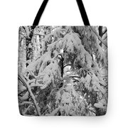 Heavy Burden Tote Bag