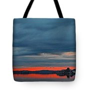 Heavy Cloud Cover  Tote Bag