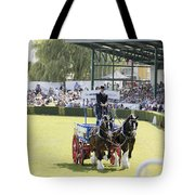 Heavy Horses Competition Tote Bag