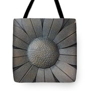 Heavy Metal Flora Tote Bag