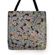 Heavy Neutrinos Tote Bag