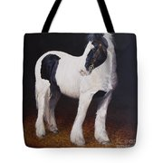 Heavy Stallion  Glin Fair Tote Bag