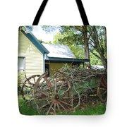 Heavy Wagon Load Tote Bag