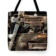 Heavy Wheel Tote Bag