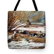 Heber Dairy Tote Bag