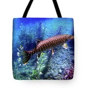 Hecht Pike Tote Bag